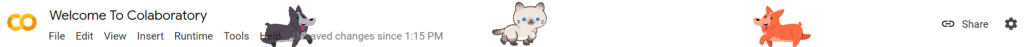 如何無痛使用Google Colab以及Google Drive? dog